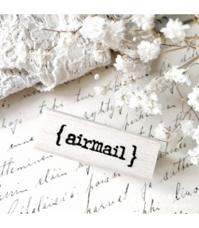 CLP Airmail -leimasin