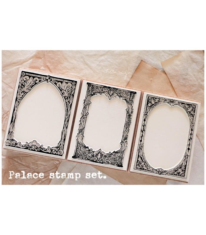 LCN - Palace Frames Stamp Set