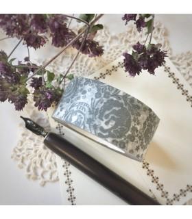 Classiky Masking Tape Among Festoons Grey