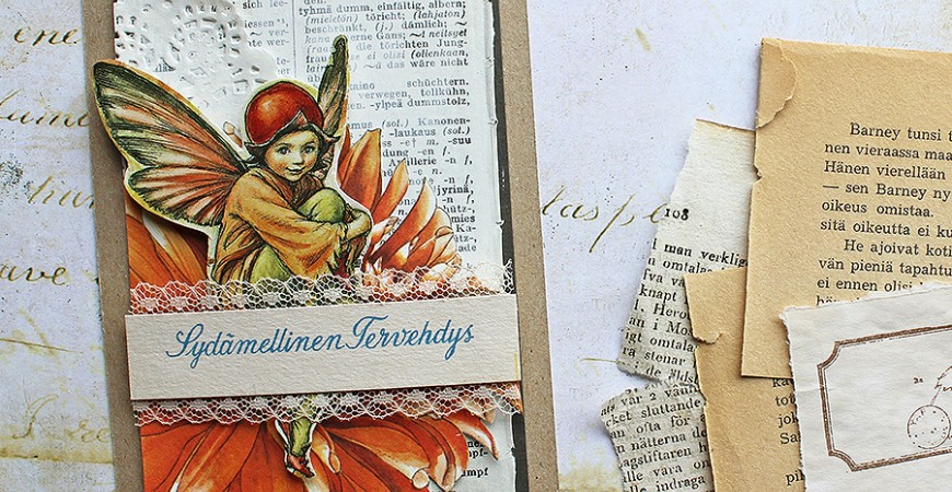 Guest Project by Paperiliitin: Fairy Card
