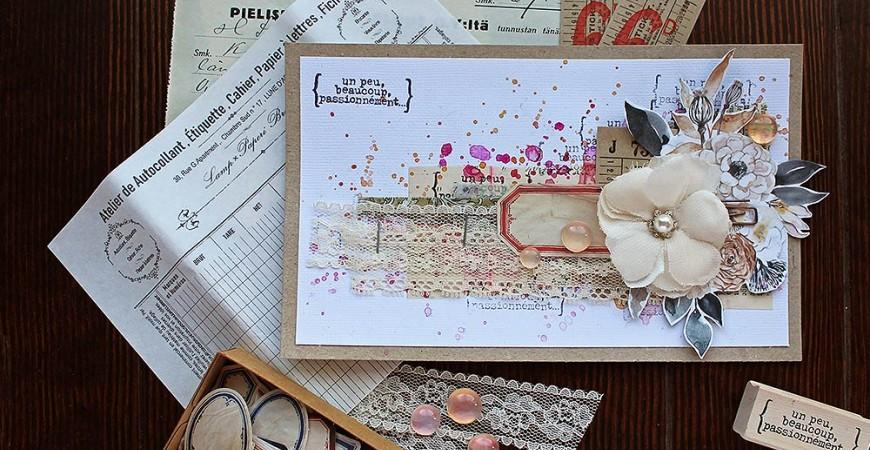 DT Varalusikka: Valentine's Day Inspiration by Riikka