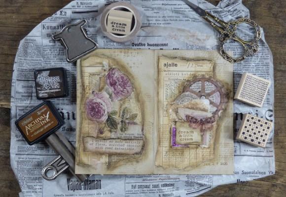 DT Varalusikka: Journaling by Taru